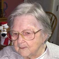 Mrs. Catherine W. Poff