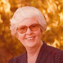 Doris Luella Forster