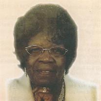Claretha Fowler
