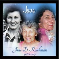 Jane D. Reichman
