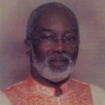Apostle Alvin Taylor Sr.