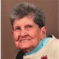 """Margaret Elizabeth """"Betty"""" Potts"""