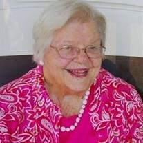 Anne  Kemp Roxbrough
