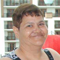 """Judy  """"Nini"""" Morales"""