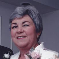 Shirley Faye Roberts Vaughn