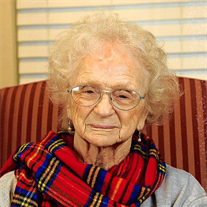 Mrs. Geneva Gainey Steed