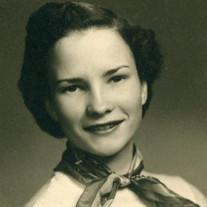 Sarah Ann Sledge