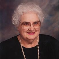 Florence Gravitt Buchanan