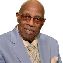 Bishop Dr. Cecil A. Pratt Jr.