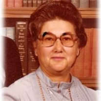 Maria Salome Martinez