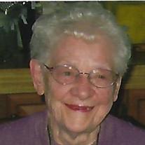 Janet Elizabeth Robinson