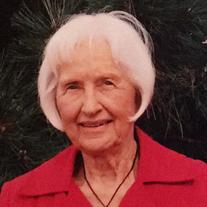 Dorothy Faye Winham