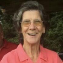 Wanda Mae Woodrum Davisworth