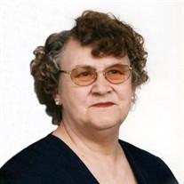 Gladys M. Woodhams
