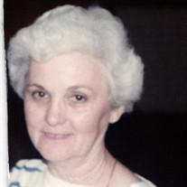 Martha Ann White Chambliss