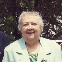 Mrs Frances M. Schatzline