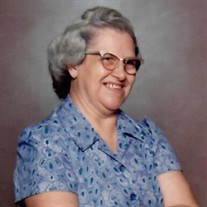 Mrs. Mattie E. Ballowe
