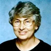 Genevieve Ruth Chapman