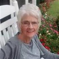 Mrs. Nancy Pless Blackmon