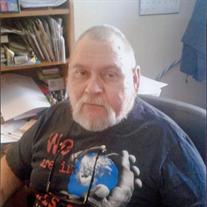 SFC Kenneth Harold Lusk Ret.