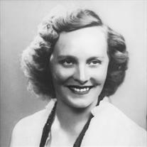Mrs. Christine Welch Elkin Hamiter