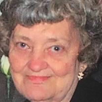 Peggy Marie Robinson