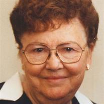 Agnes  L Hudson