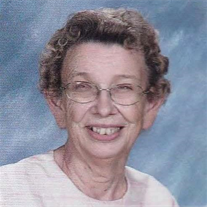 Florence  Isabel Webb