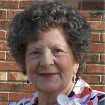 Mrs.  Bonnie Josephine Pemberton Sokol