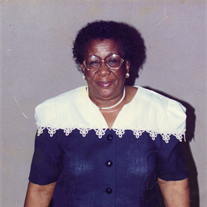 Mrs. Janie Simmons Singleton