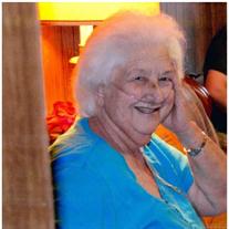 Hazel Pauline Hampton