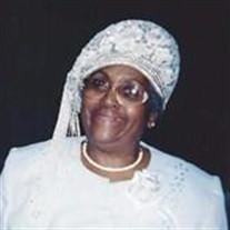 Mrs.  Mae Frances Triggs