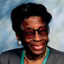 Martha Warren Ward