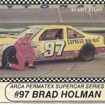 Mr. Brad Grady Holman