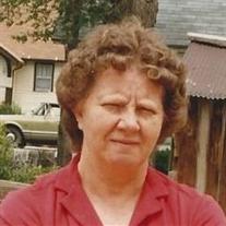 Dorothy Kanzler- Kobobel