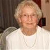 Eunice Irene Weaver
