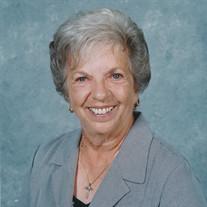 """Mrs.  Frances """"Lucy"""" Hart Davis"""