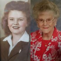 Inez Gladys Belcher Baker