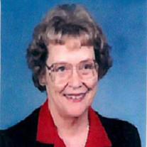 Doris Maxwell
