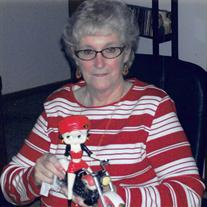 Mrs. Betty Love Shiflet