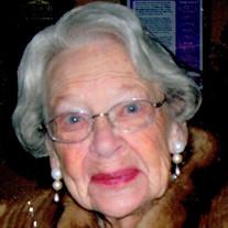 Mrs. Mary Baumann