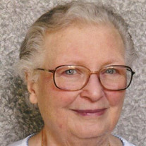 Sister Kara (Mary Frances) Ryan SSND