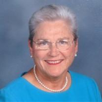 Mrs. Jacqueline Gardner Shroat