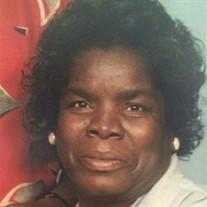 Mrs. Johnnie Mae Mosley