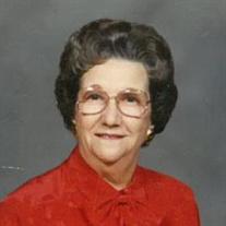 Mrs. Maggie Martin