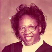Mrs Annie Parker
