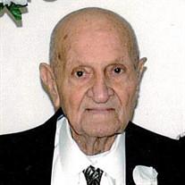 John William Cruso Sr.