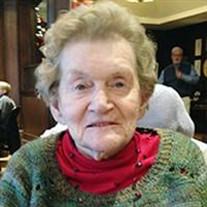 Doris Mae (Hocking) St Cyr