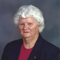 Maudie W Miller