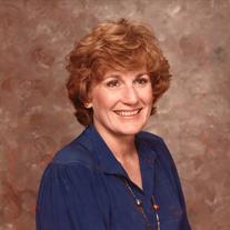Mrs. SARA ANN MEGARITY BURNER